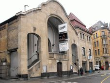 Theater Rampe in Stuttgart